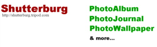 Shutterburg - Photographs, Photo Gallery, Photo Journal, Photo Blog.
